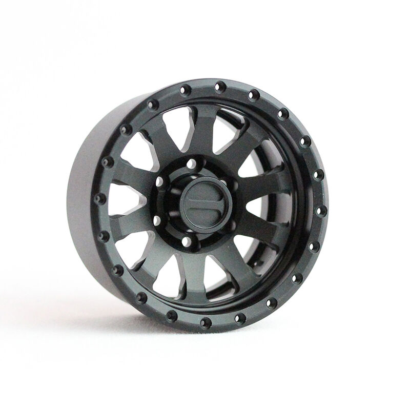 1.9 Raceline CLUTCH Aluminum Wheels, Black (4)