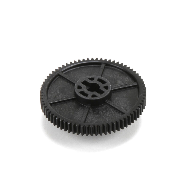 Spur Gear, 71 tooth, 48P: V100