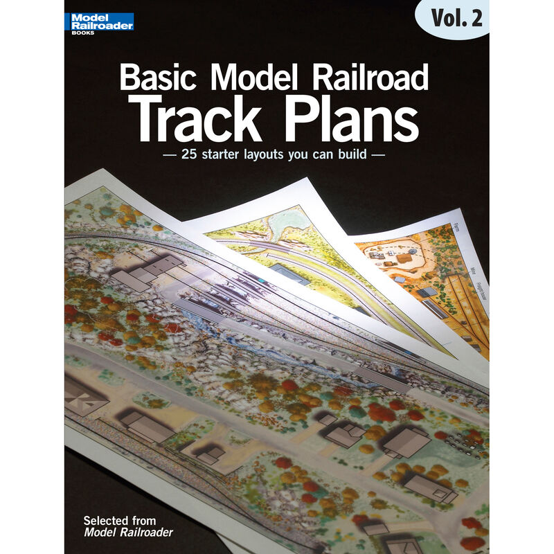 Basic Model Railroading Track Plans Volume 2