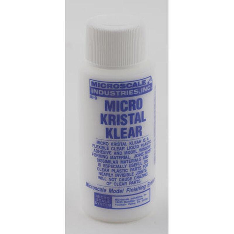 Micro Kristal Klear, 1 oz