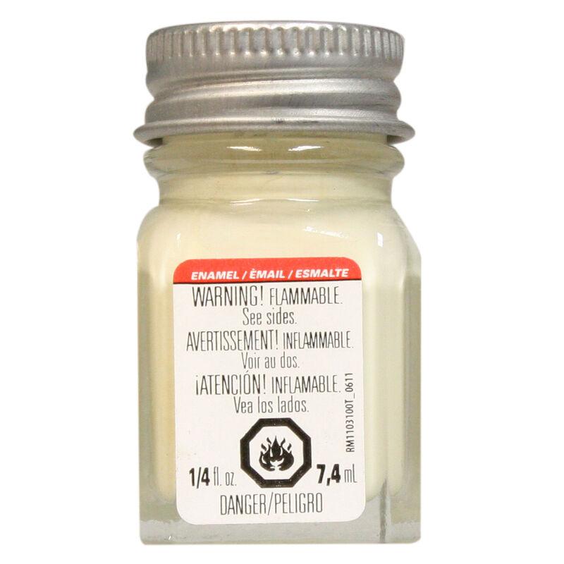 Enamel 1/4 oz Light Ivory Gloss