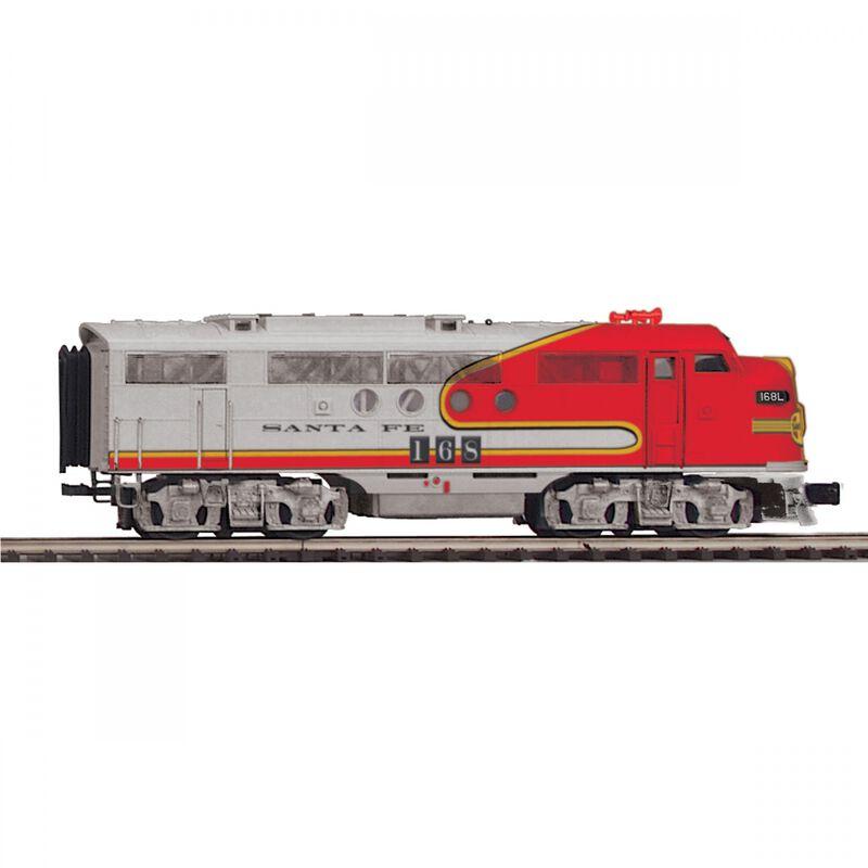 O Hi-Rail FT A with PS3 SF #168L