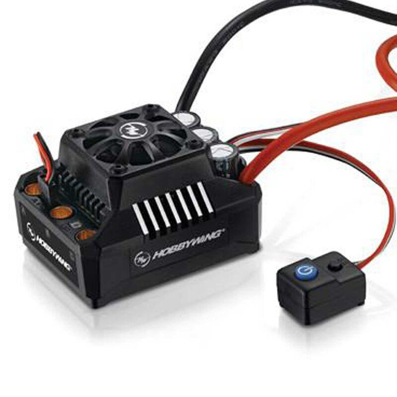 Max 6 160A Sensorless RTR ESC: 1/6 & 1/7