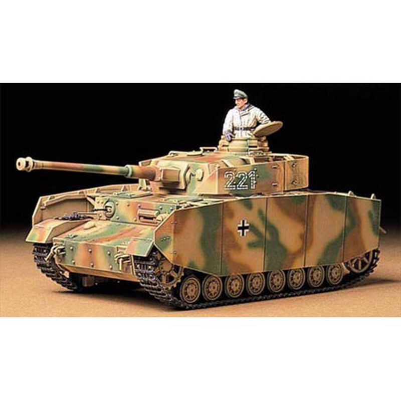 1/35 Panzer IV,Early