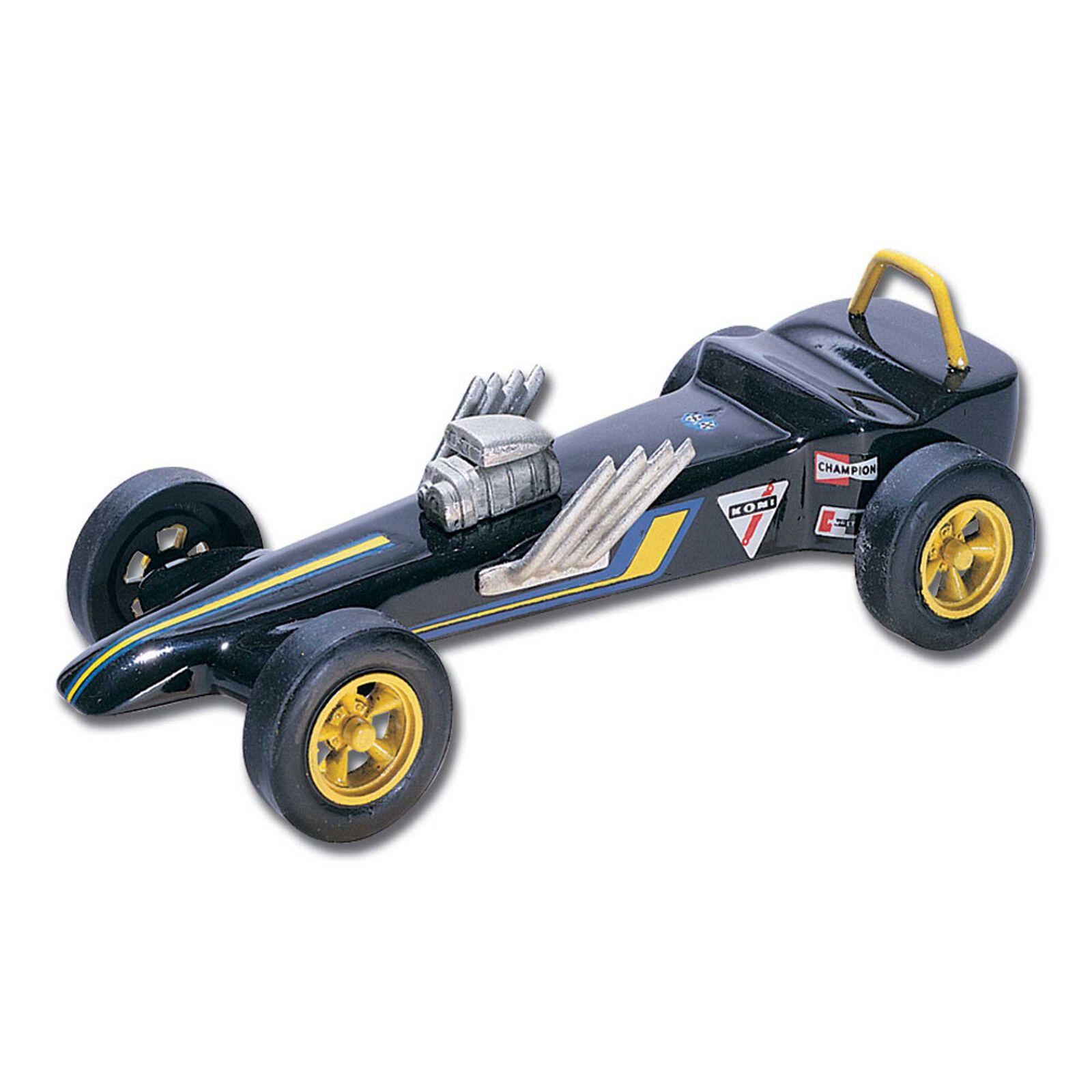 Deluxe Car Kit, Slingshot Dragster
