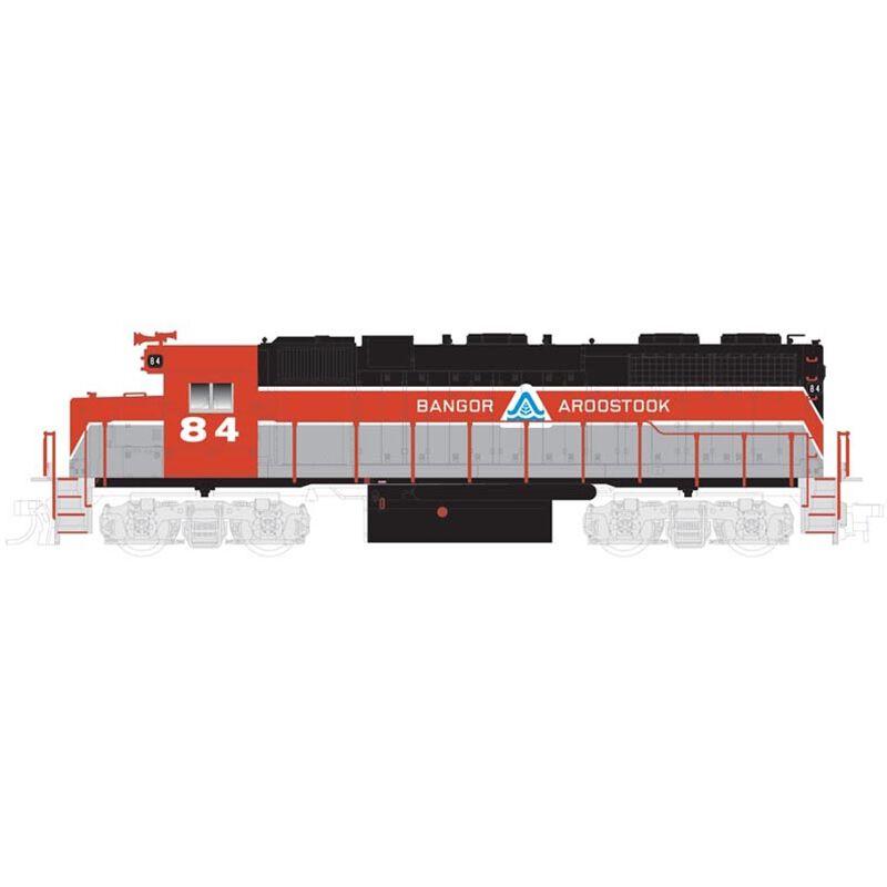 N GP38 BAR #87