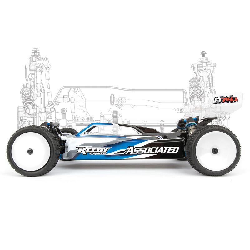 1/10 RC10B74.1 Buggy Team Kit