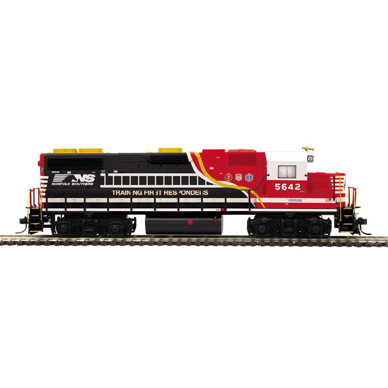 HO GP38-2 w PS3 NS First Responder #911
