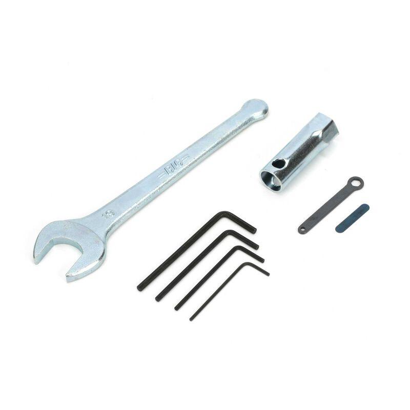 Tool Set: AT, BO