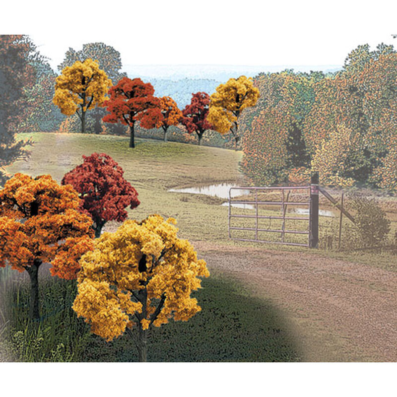 "Value Trees, Fall Mix 2-3"" (23)"