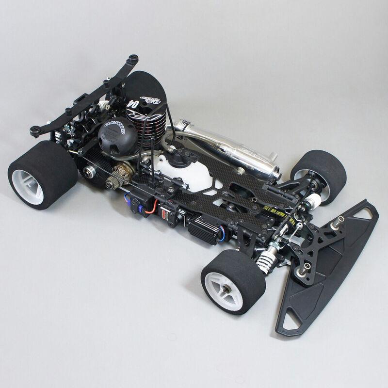 MRX6X 1/8 Nitro On Road Kit