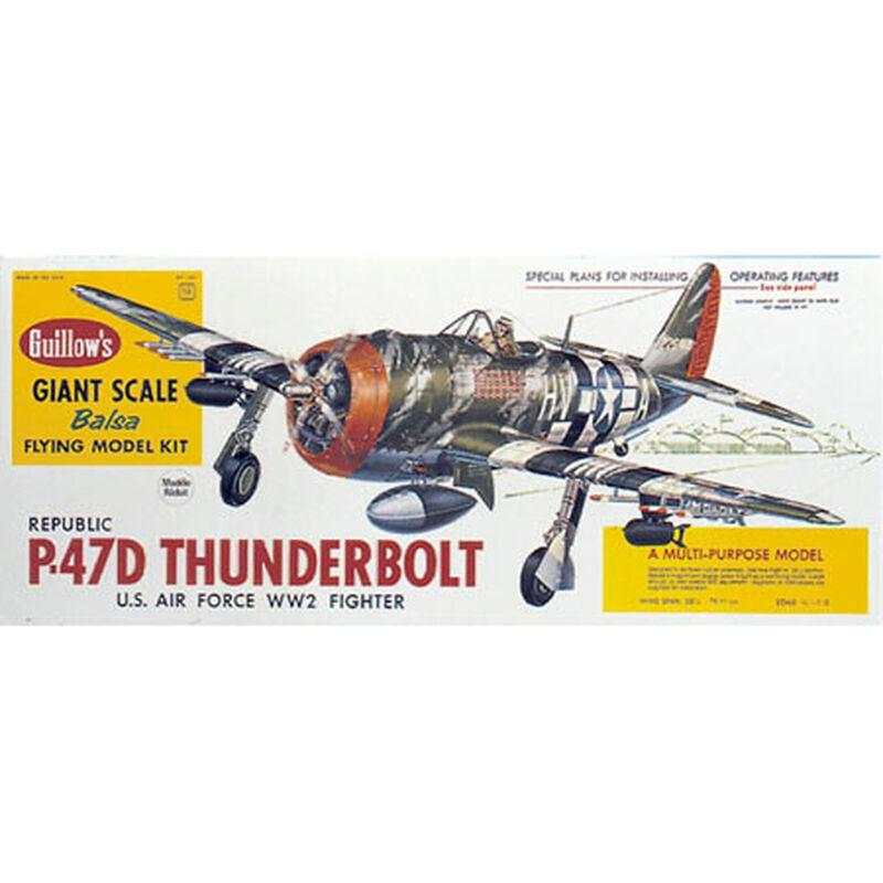 """P47D Thunderbolt Kit, 30.5"""""""