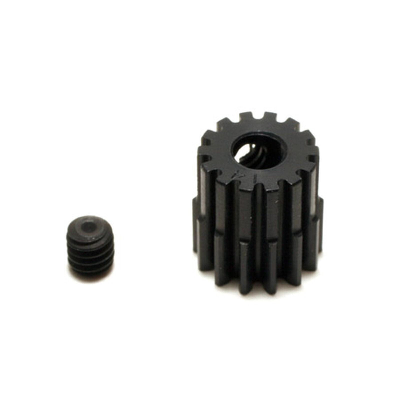 48P Hard Coated Aluminum Pinion Gear, 14T