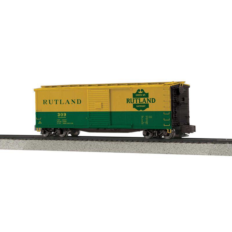 Rebuilt Steel Box Car Hi-Rail Wheels RUT #309