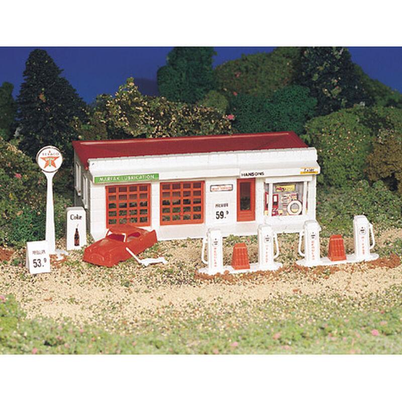 HO Snap KIT Gas Station