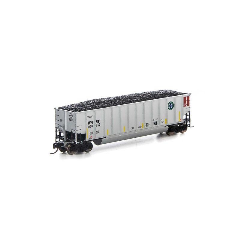 N Bethgon Coalporter w Load BNSF #668332