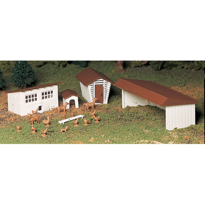 O Snap KIT Farm Out Buildings