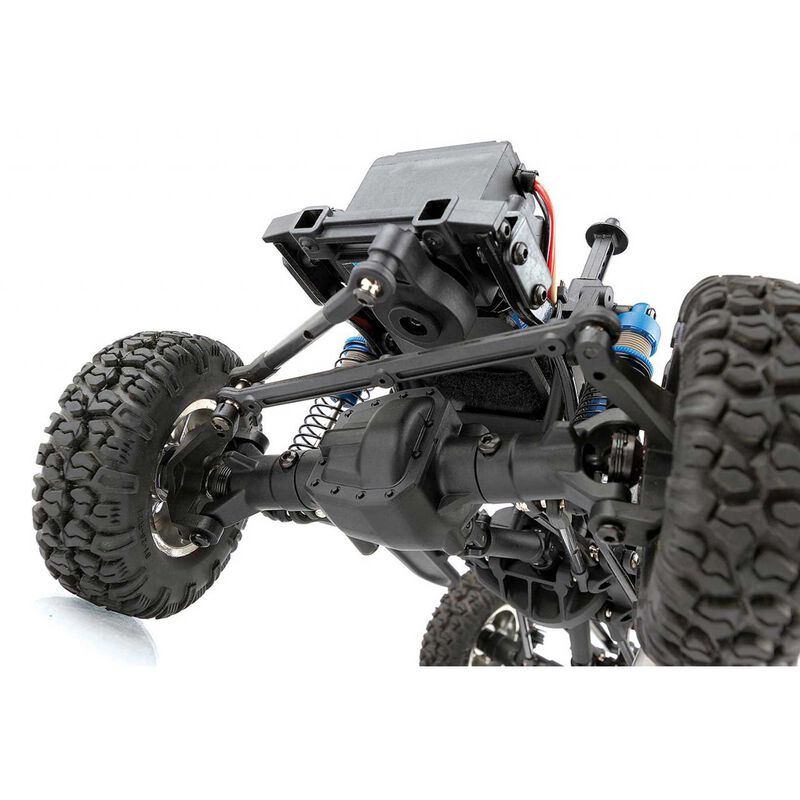 1/12 CR12 4WD Tioga Trail Truck Brushed RTR