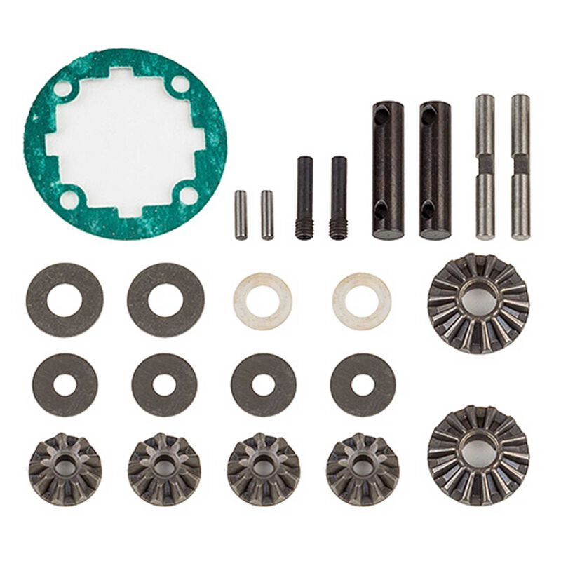 Front or Rear Differential Rebuild Kit: Rival MT10