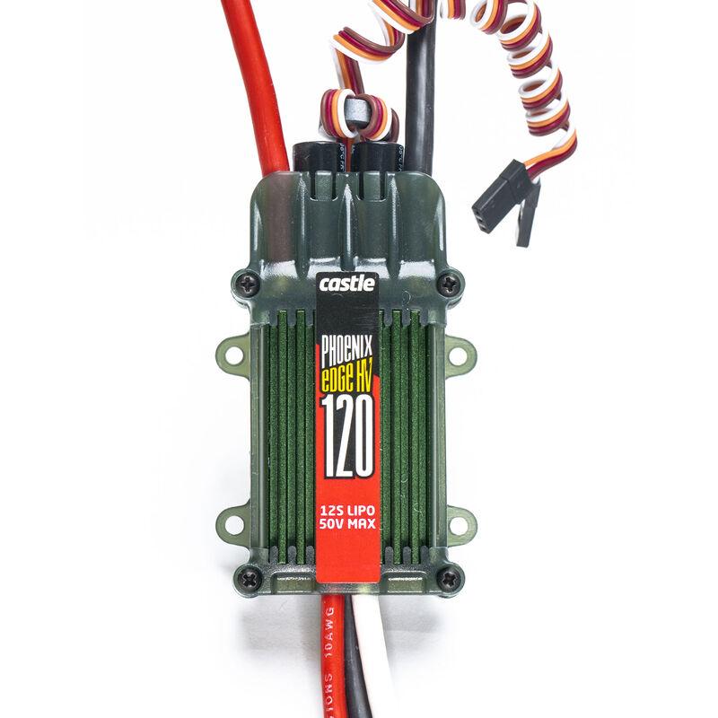Phoenix Edge 120HV, 50V 120-Amp ESC