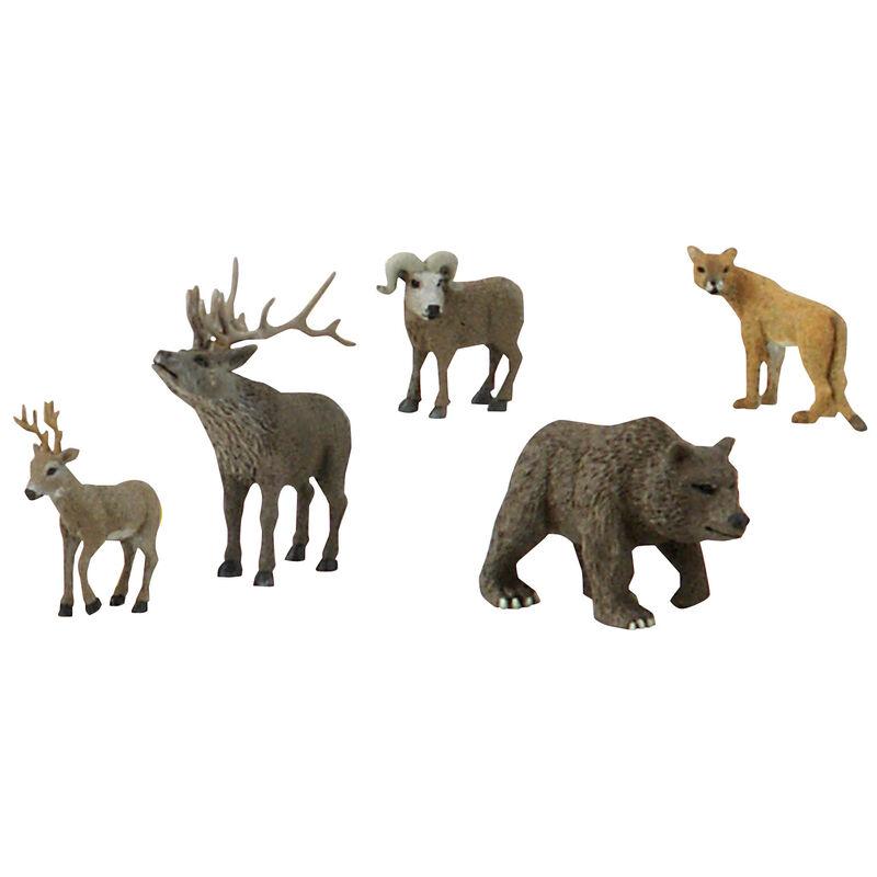 Scene-A-Rama Scene Setters North American Wildlife