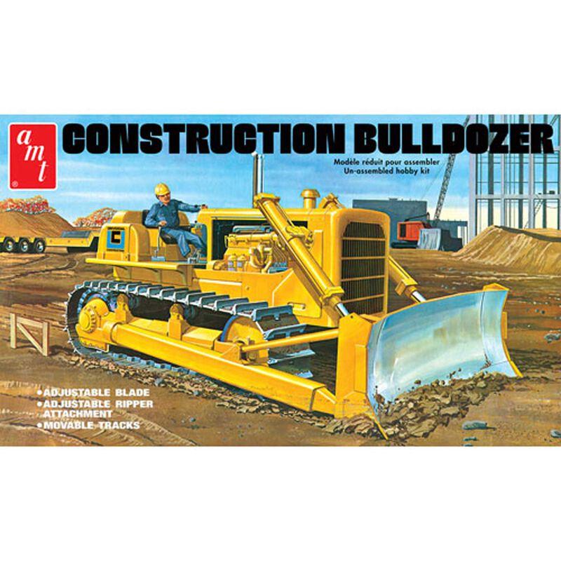1 25 Construction Bulldozer