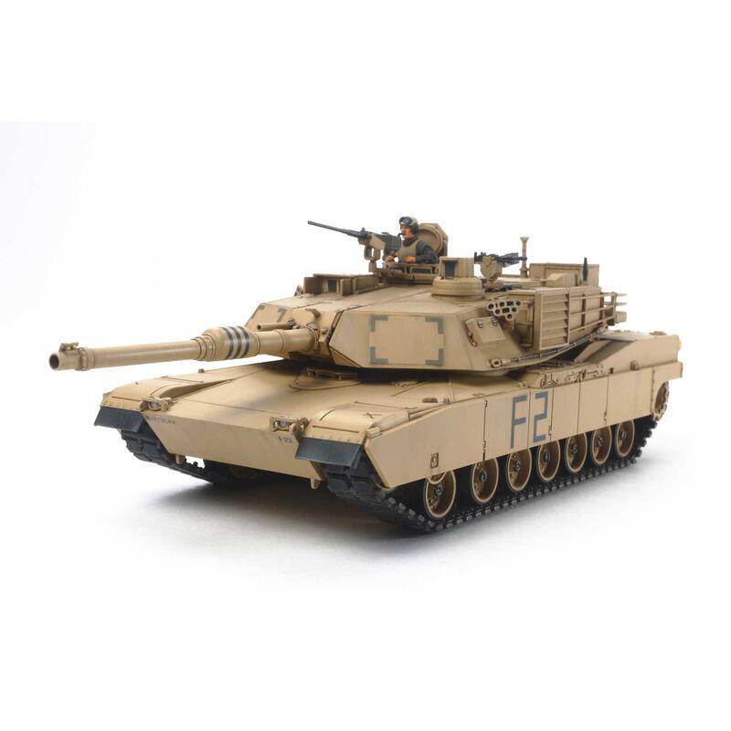 1/48 U.S. Main Battle Tank M1A2 Abrams Model Kit