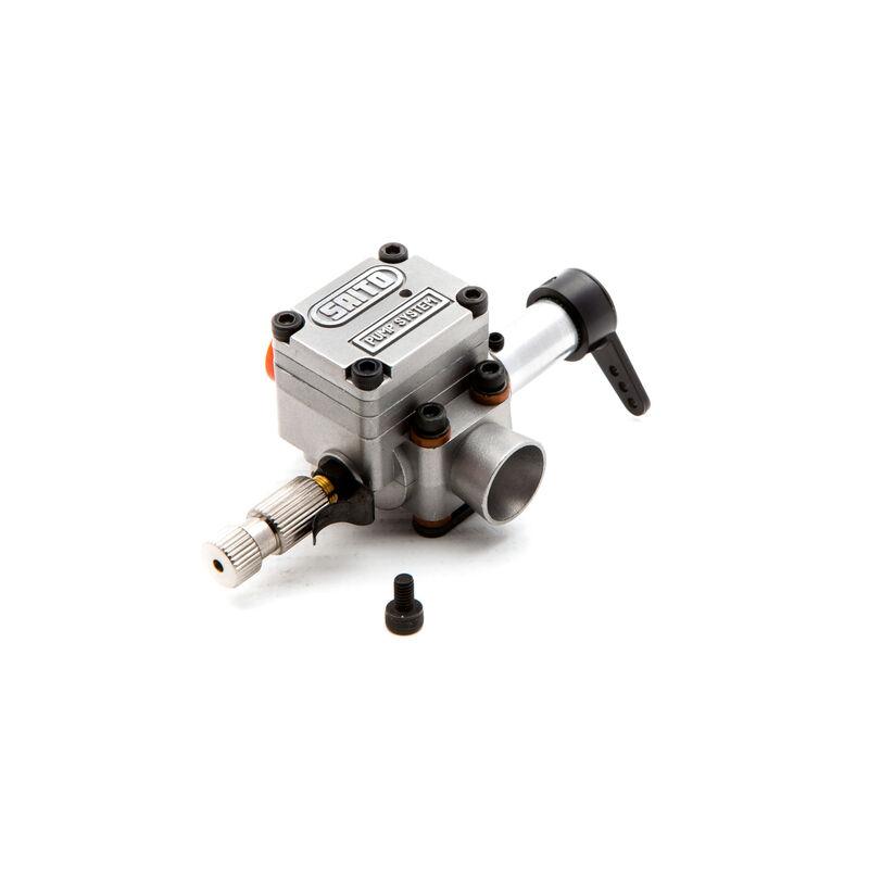 Carburetor, Complete: CA, CF