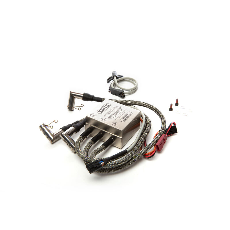 Electronic Ignition System: BS,CA