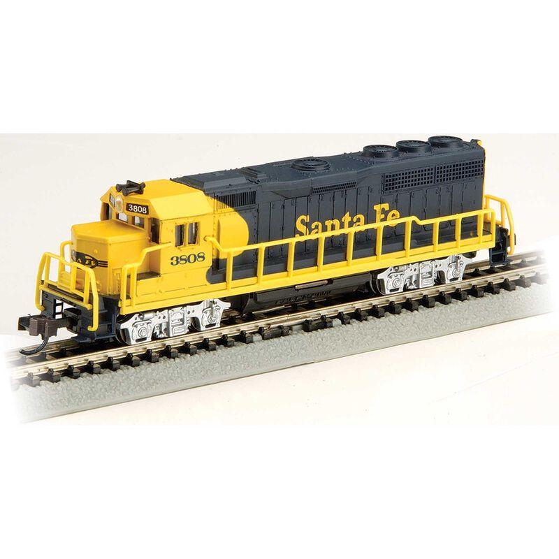 N GP40 SF Blue Yellow #3808