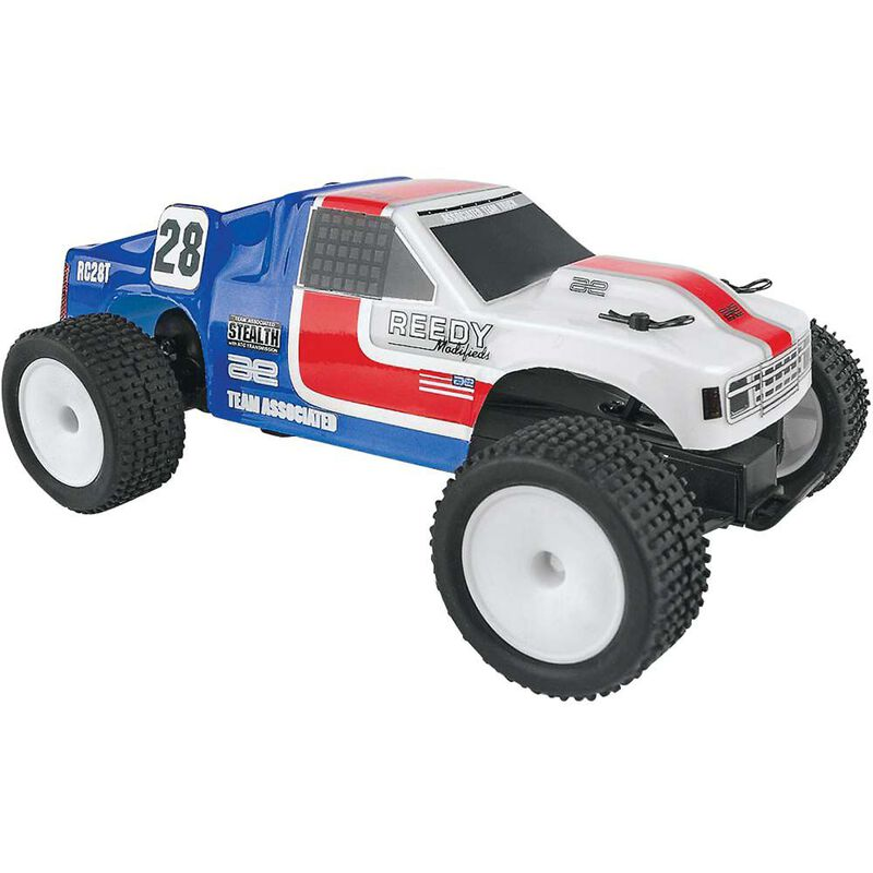 1/28 RC28T 2WD Race Truck Brushed RTR