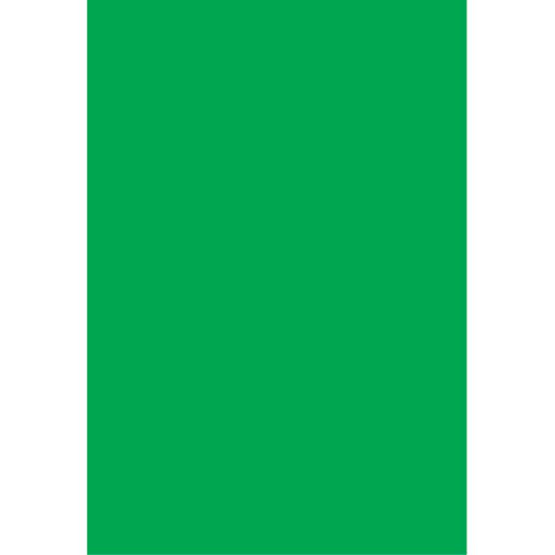 """Clear-Green PVC, .005 x 7.6"""" x 11"""" (4)"""