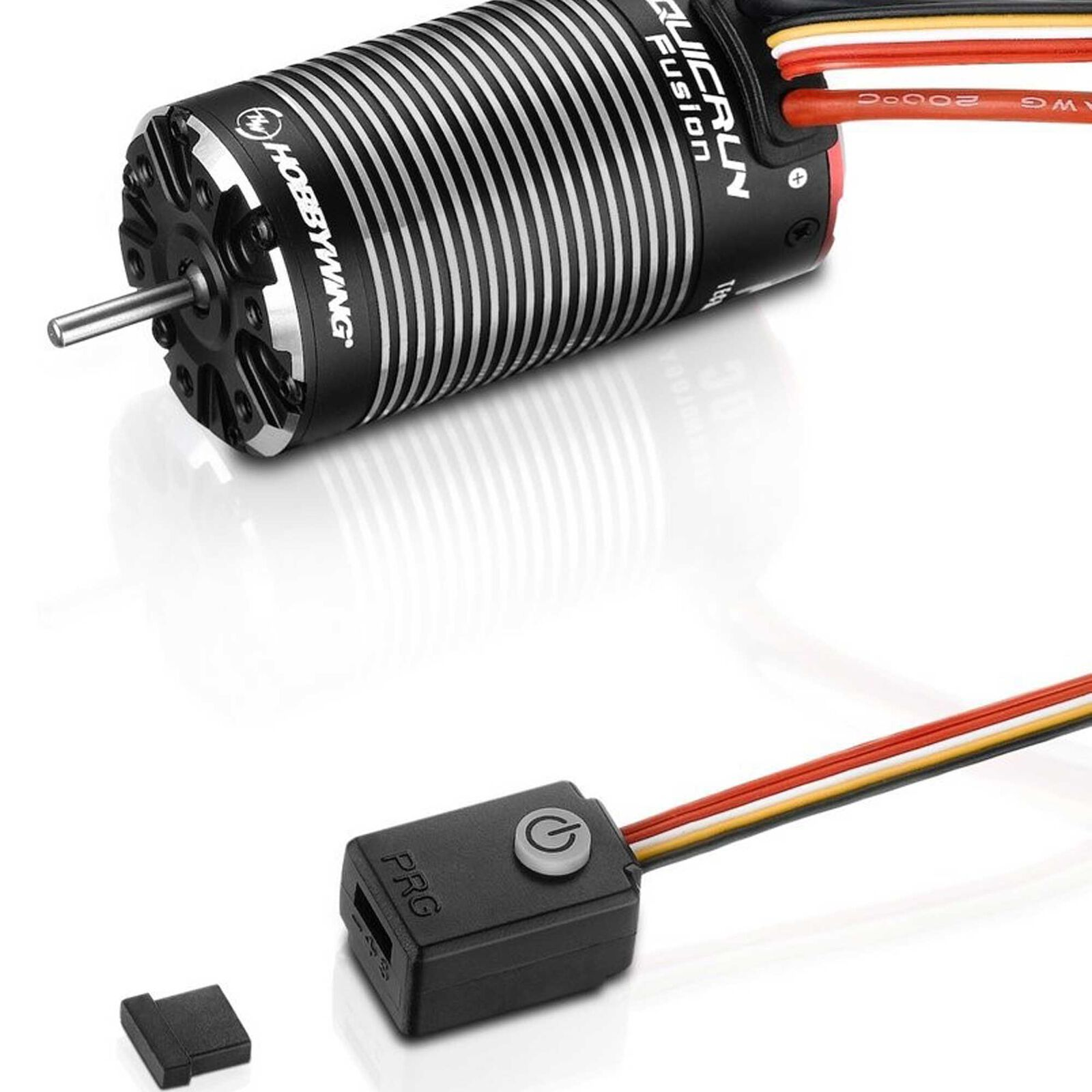 40A ESC/1800Kv Motor 2-in-1: 1/10