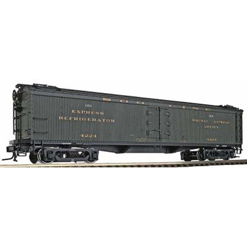 "O 53'6"" Wood Express Reefer, SOO (2R)"
