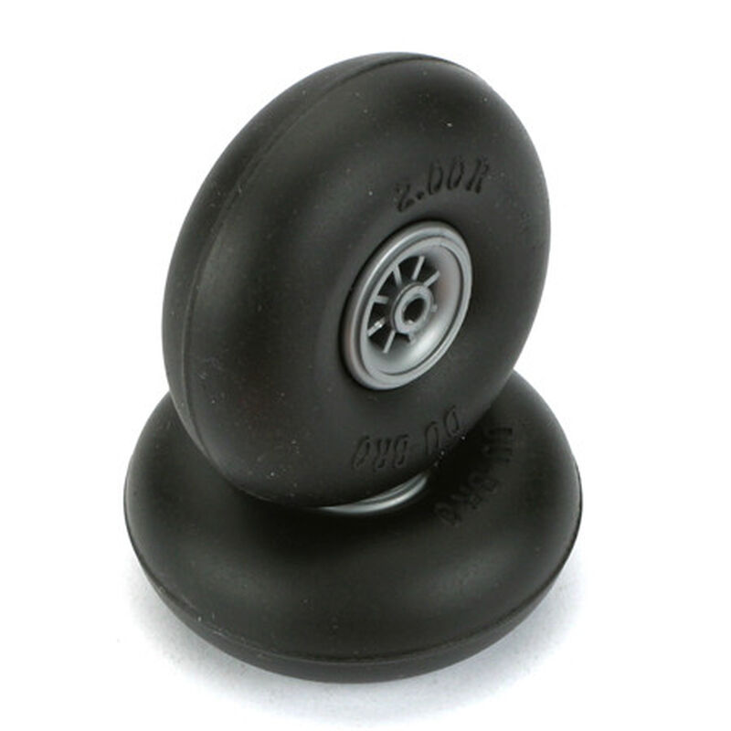 "Smooth Wheels, 2"" (2)"