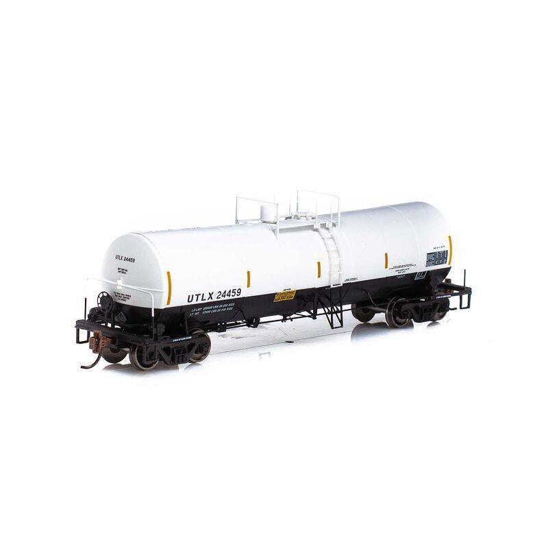 HO RTR 16,000-Gallon Tank UTLX White & Black#24459