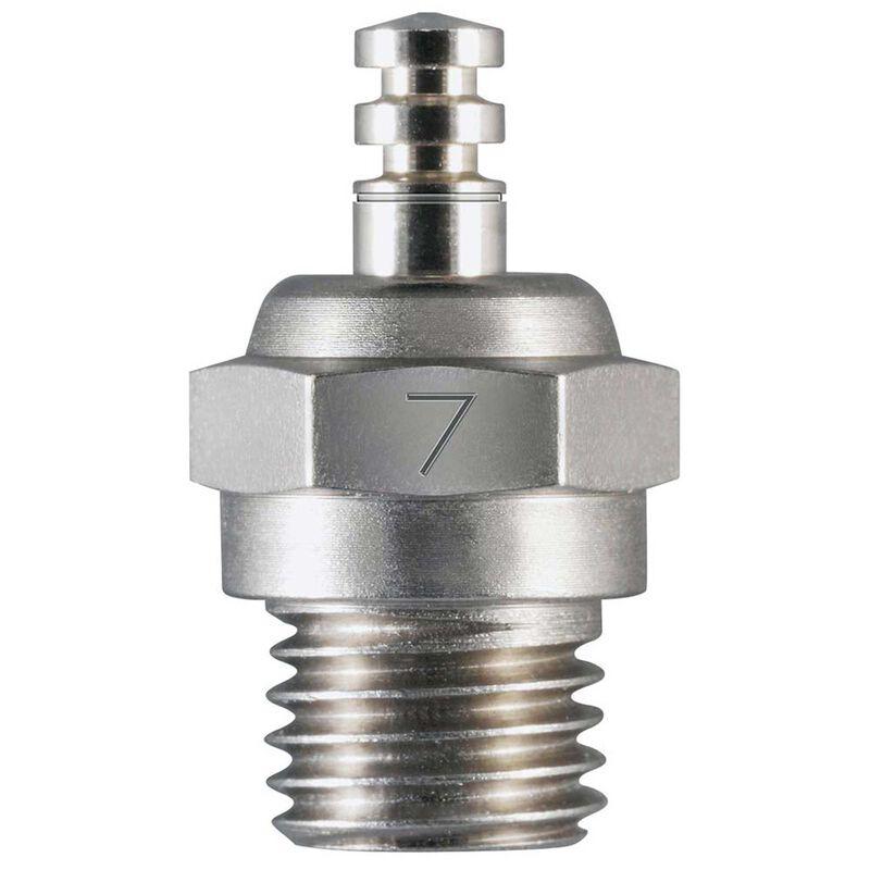 #7 Glow Plug, Medium Hot Air