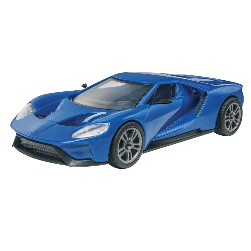 1 24 2017 Ford GT
