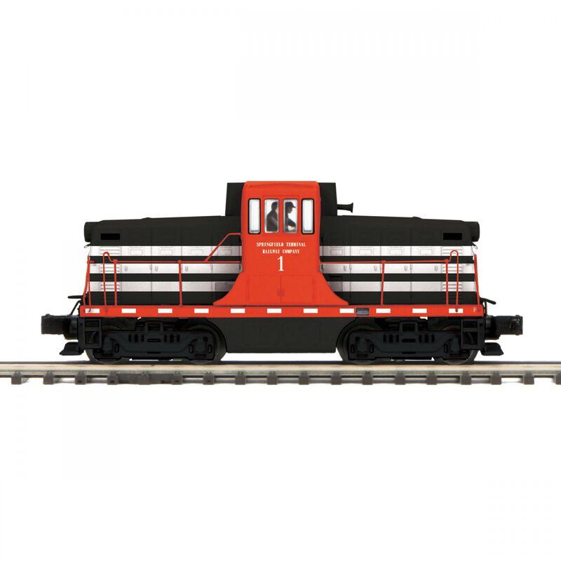 O Hi-Rail 44 Ton Phase 1c with PS3 ST #1