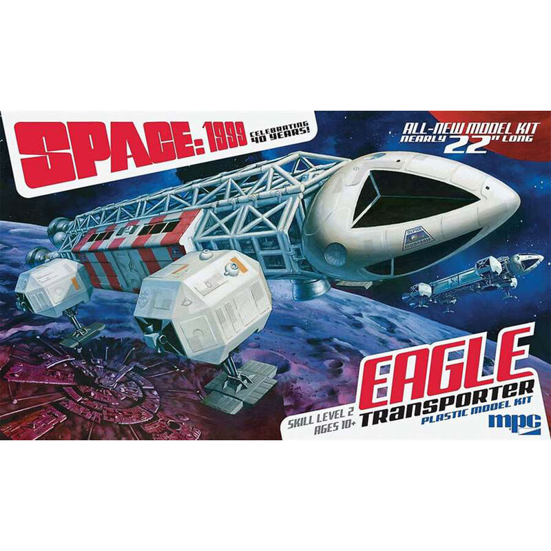 1 48 Space 1999  Eagle Transporter
