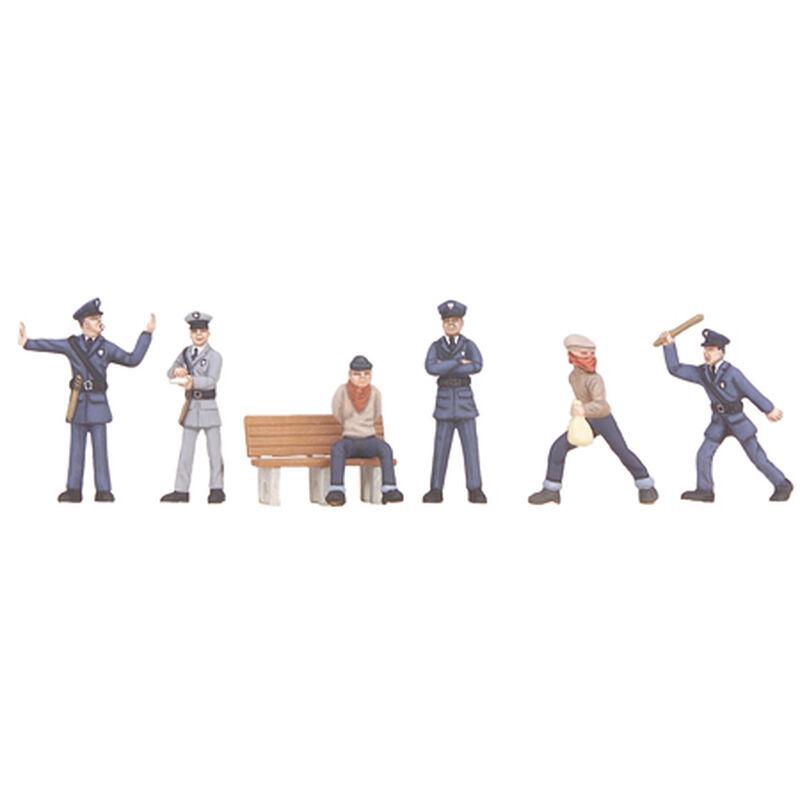 O Cops & Robbers #5 (6)