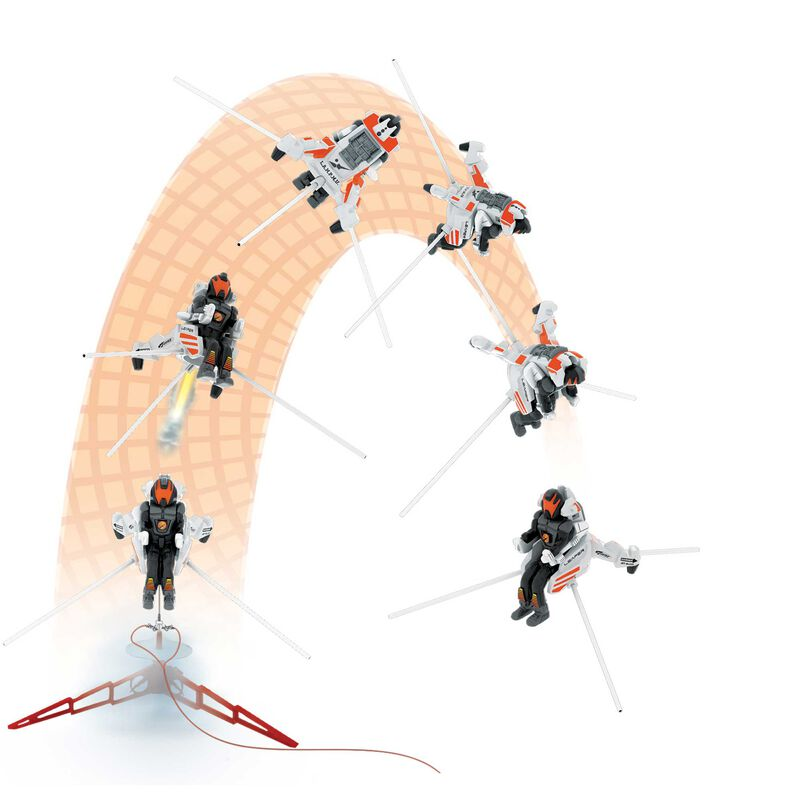 Destination Mars, The Leaper Rocket Kit