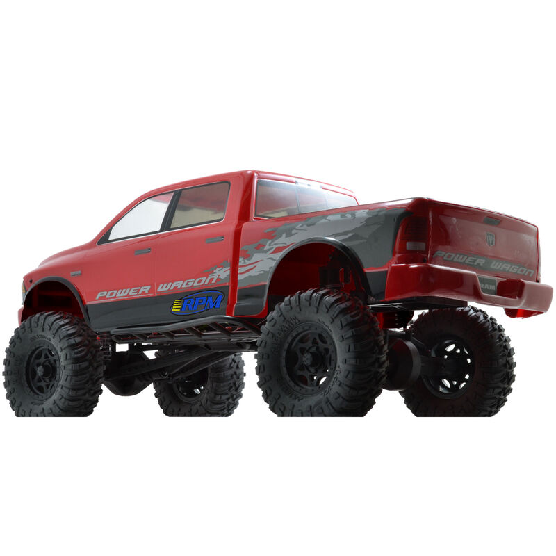 Rock Sliders for the Axial SCX10