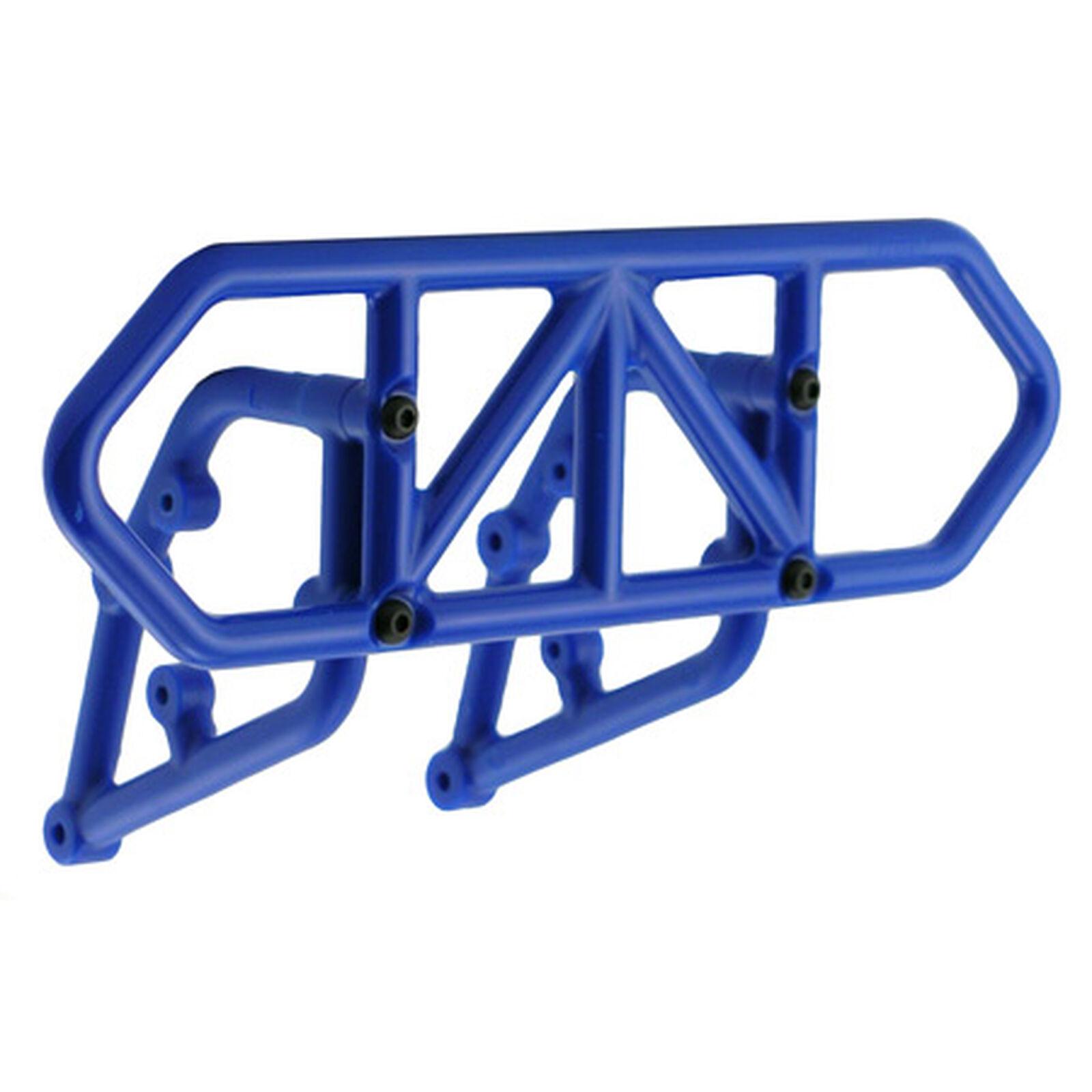 Rear Bumper, Blue: SLH