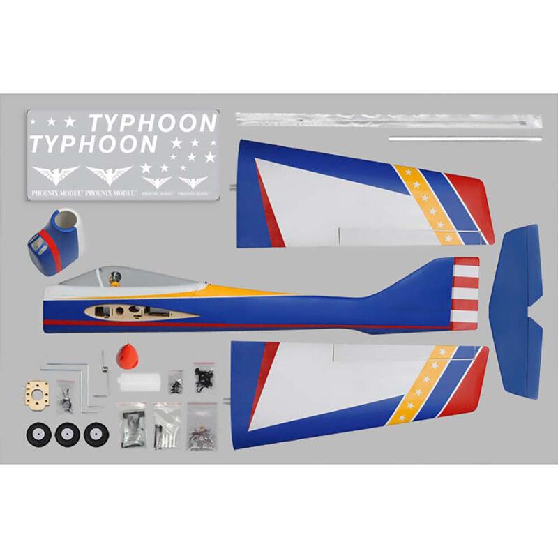 "Typhoon .46-.55 GP EP ARF 59.1"""