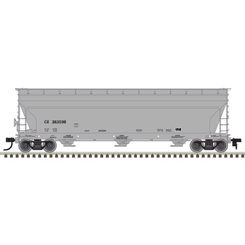 HO 4650 Covered Hopper CN #385572