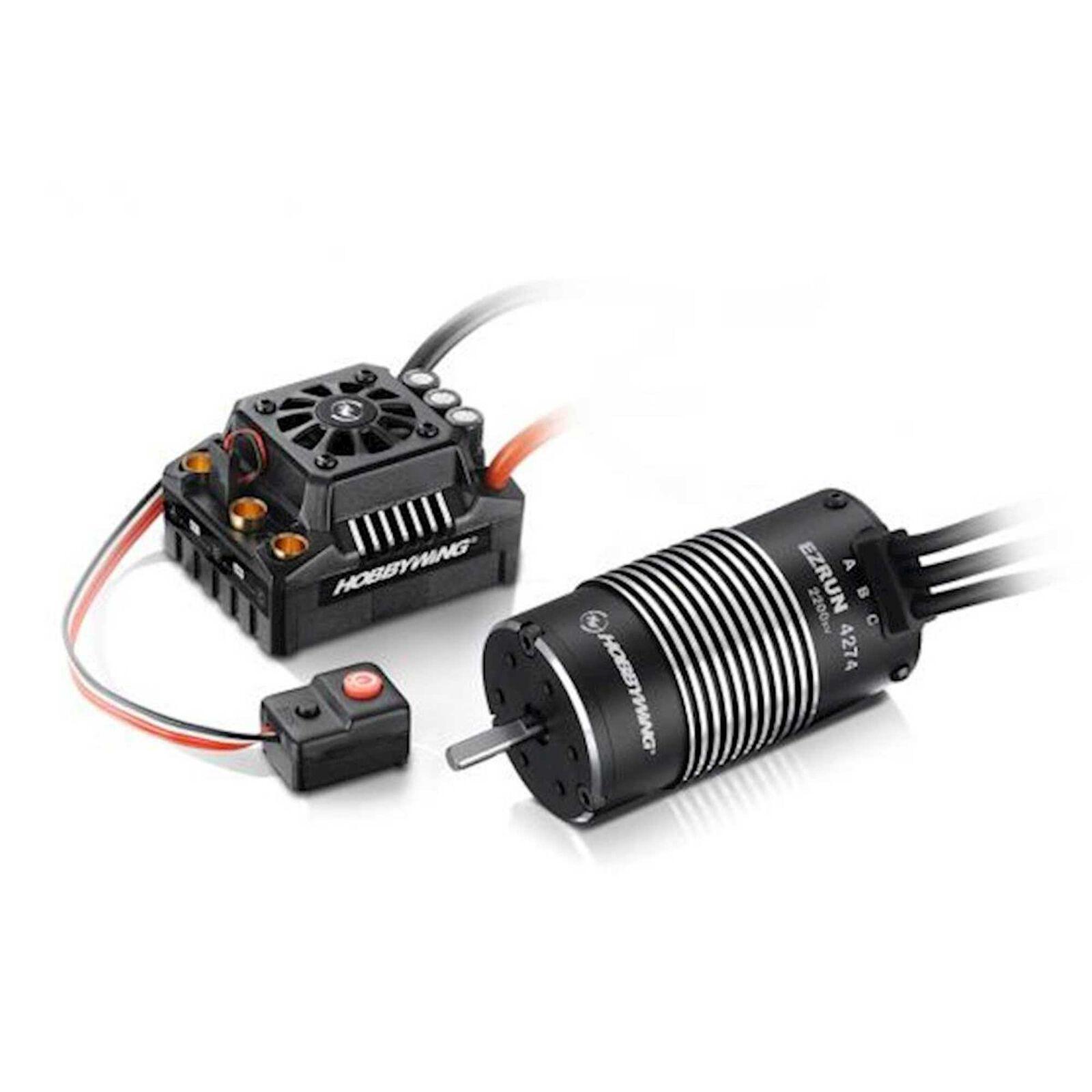 SL 150A ESC, Sensorless 2200KV Motor Combo