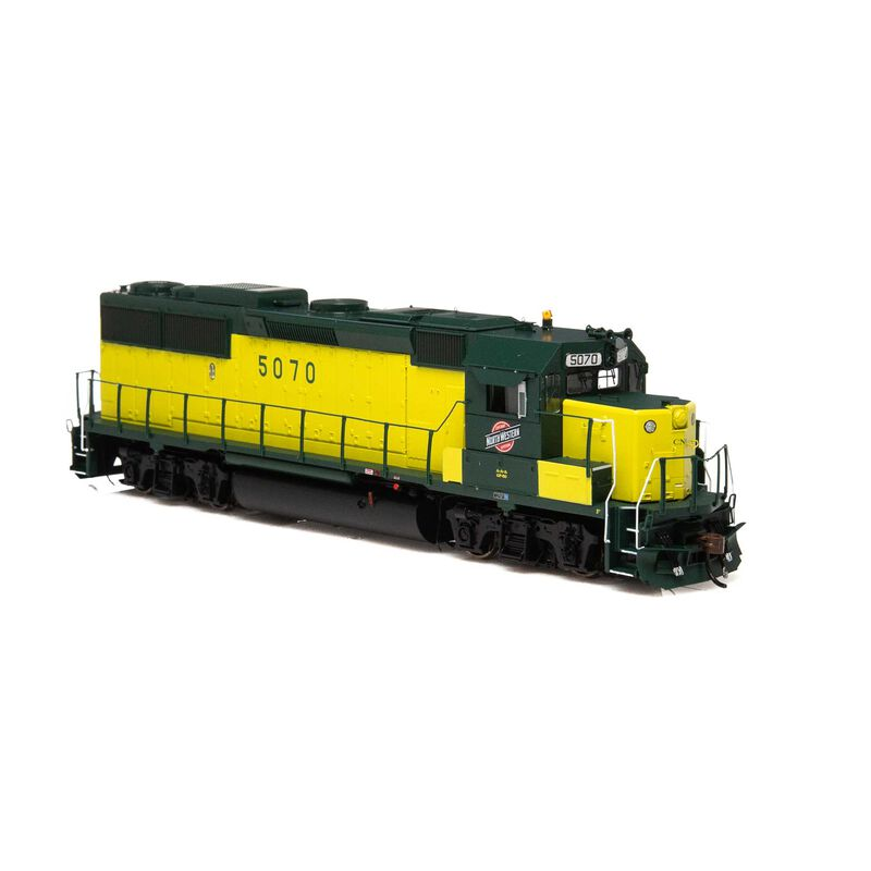 HO GP50 with DCC & Sound C&NW #5070