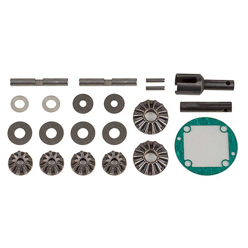 Center Differential Rebuild Kit: Rival MT10