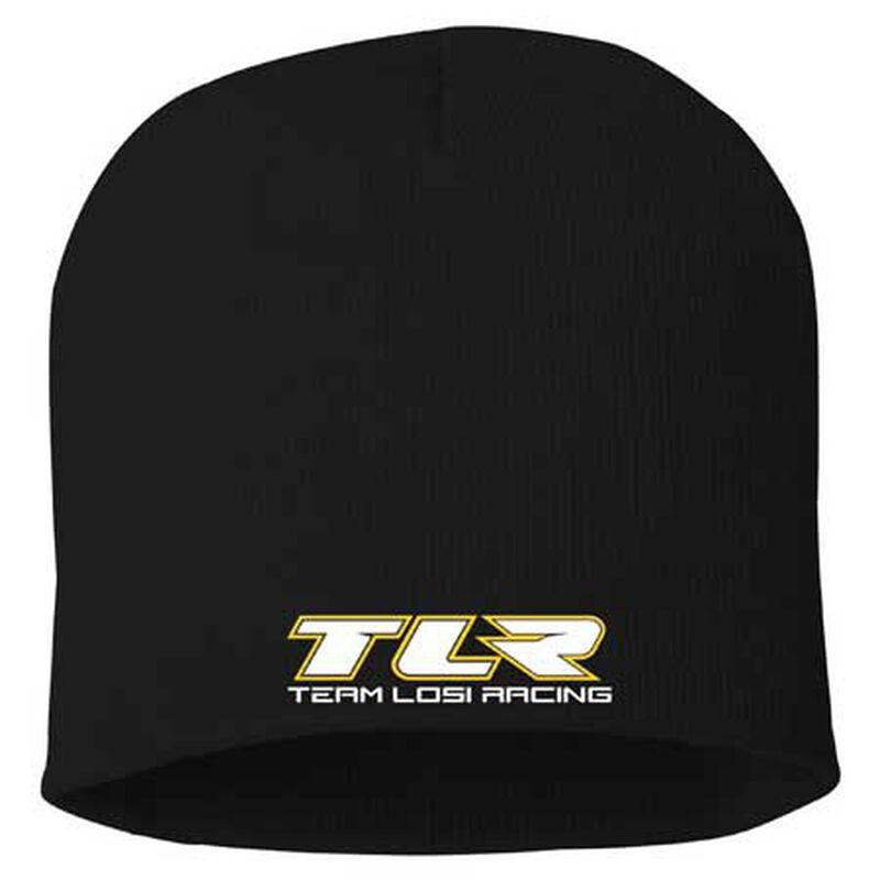 TLR Beanie Cap, Black